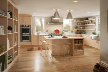 Light Kitchen Design