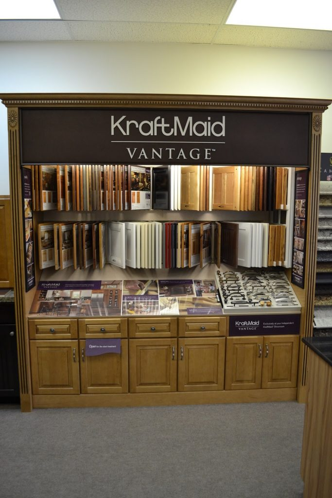 Kraftmaid selection center