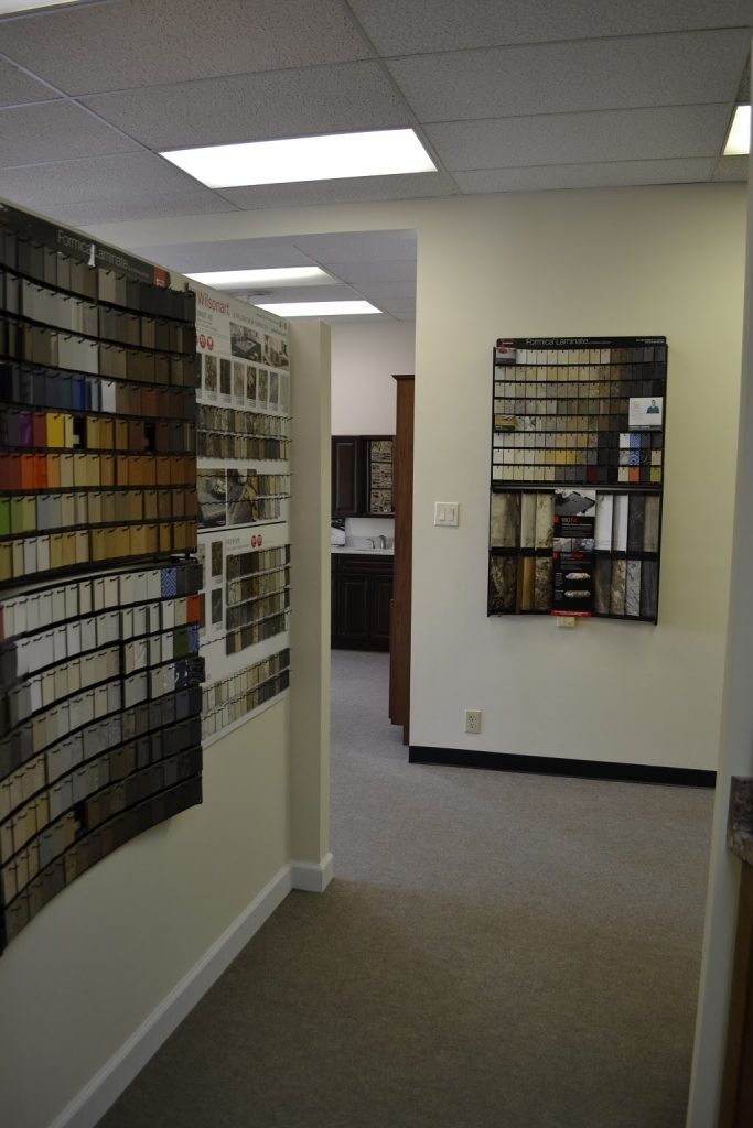Laminate selection center