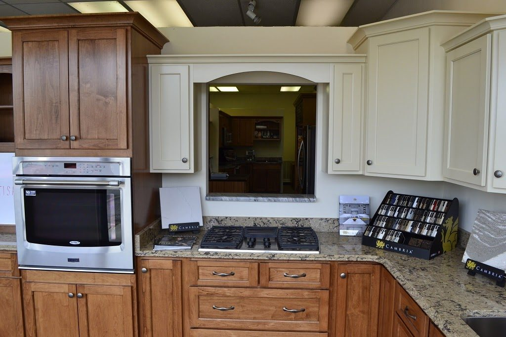 Metcalf custom cabinetry